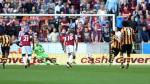 Soccer - Barclays Premier League - Hull City v West Ham United - KC Stadium
