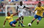 Soccer - Barclays Premier League - Swansea City v Arsenal - Liberty Stadium