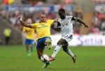 Soccer - Barclays Premier League - Swansea City v Arsenal - Liberty Stadium