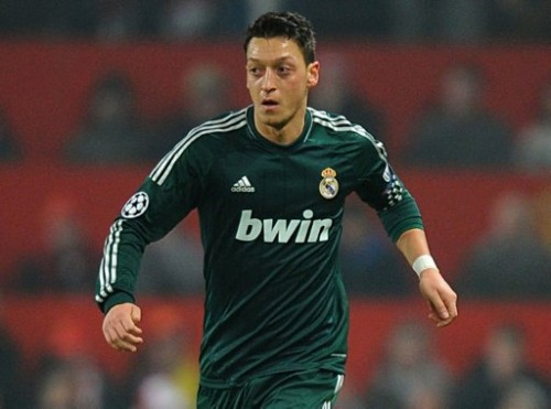 Soccer - Mesut Ozil File Photo