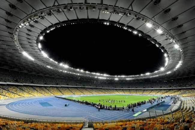 Soccer - FIFA World Cup Qualifying - Group H - Ukraine v England - England Press Conference and Training - The Olympic Stadium