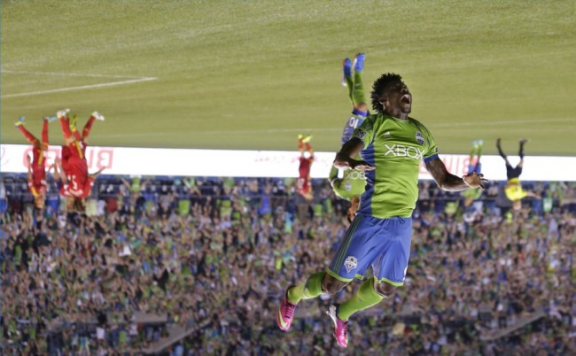 MLS Real Salt Lake Sounders Soccer