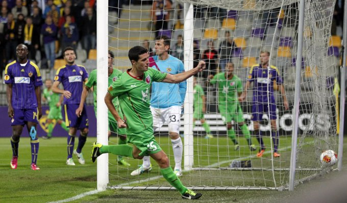 Slovenia Soccer Europa League