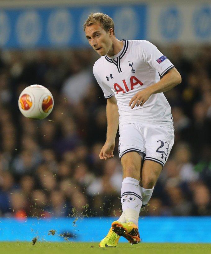 Soccer - UEFA Europa League - Group K - Tottenham Hotspur v Tromso - White Hart Lane