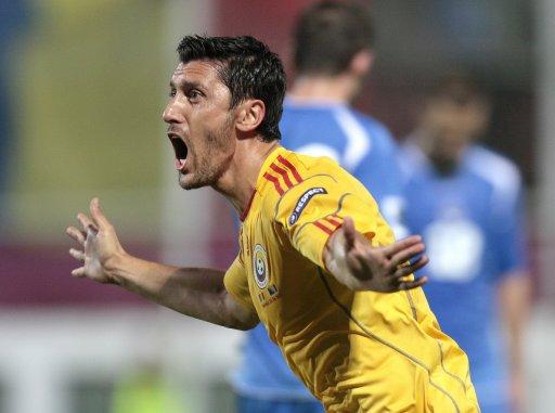 Romania Bosnia Euro 2012 Soccer