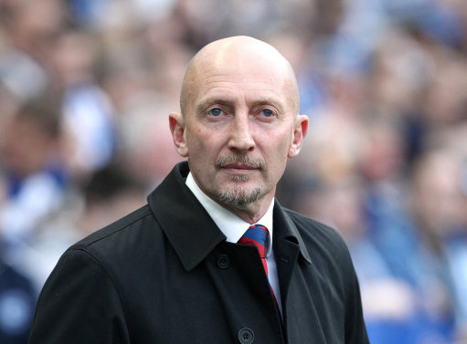 Soccer - Ian Holloway File Photo