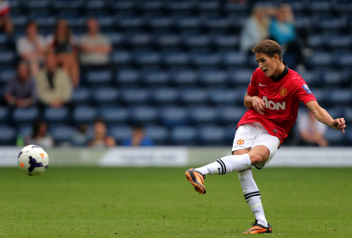 Soccer -  Barclays U21 League - West Bromwich Albion U21 v Manchester United U21- The Hawthorns