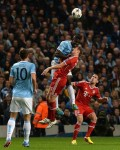 Soccer - UEFA Champions League - Group D - Manchester City v Bayern Munich - Etihad Stadium