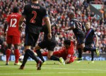 Soccer - Barclays Premier League - Liverpool v Crystal Palace - Anfield