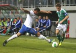 Azerbaijan Northern Ireland WCup Soccer