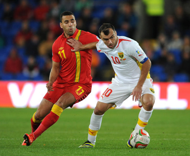 Pandev last played for Macedonia vs. Wales in October of 2013