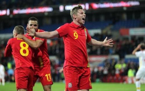 Soccer - FIFA World Cup Qualifying - Group A - Wales v FYR Macedonia - Cardiff City Stadium