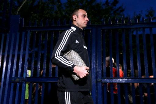 Soccer - Barclays Premier League - Crystal Palace v Fulham - Selhurst Park