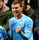 Capital One Cup: Newcastle 0-2 Man City – Negredo And Dzeko Fire Citizens Into Last Eigh