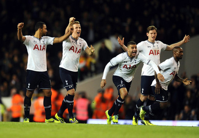 Soccer - Capital One Cup - Fourth Round - Tottenham Hotspur v Hull City - White Hart Lane