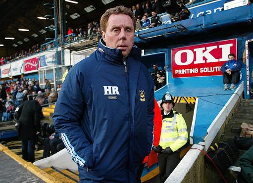 Soccer - FA Barclays Premiership - Portsmouth v Everton - Fratton Park