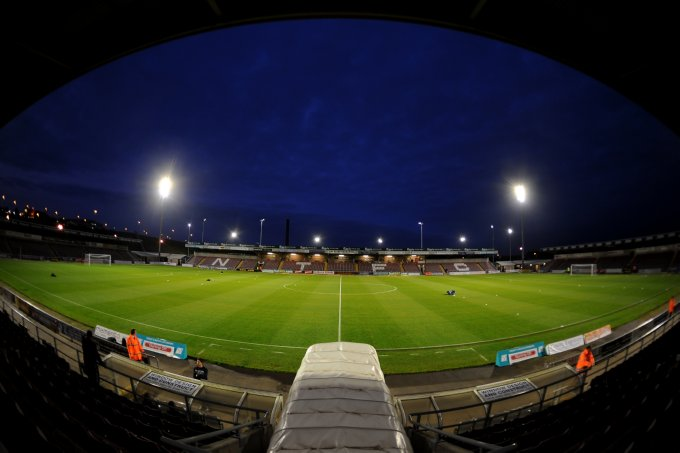 Soccer - Johnstone's Paint Trophy - Southern Section - Northampton Town v Colchester United - Sixfields Stadium