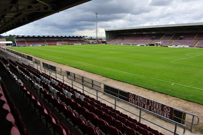 Soccer - Pre Season Friendly - Northampton Town v Birmingham City XI - Sixfields Stadium