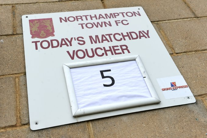 Soccer - npower Football League Two - Northampton Town v Southend United - Sixfields Stadium