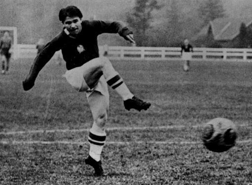 Puskas football 1954
