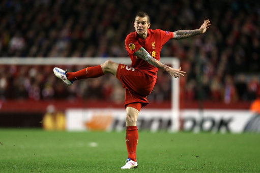 Soccer - UEFA Europa League - Round of 16 - Second Leg - Liverpool v Zenit St. Petersburg - Anfield