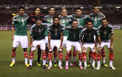 Costa Rica Mexico Wcup Soccer