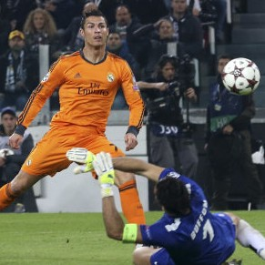 Juventus 2-2 Real Madrid: Cristiano Ronaldo Breaks One Of Lionel Messi's Records For A Change