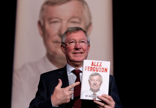 Ferguson book launch