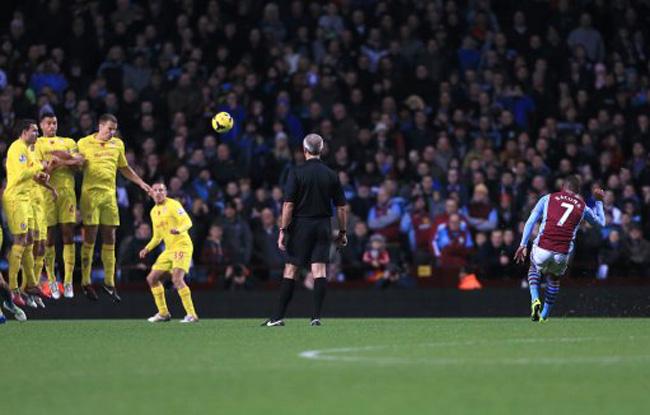 Soccer - Barclays Premier League - Aston Villa v Cardiff City - Villa Park