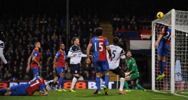 Soccer - Barclays Premier League - Crystal Palace v Everton - Selhurst Park