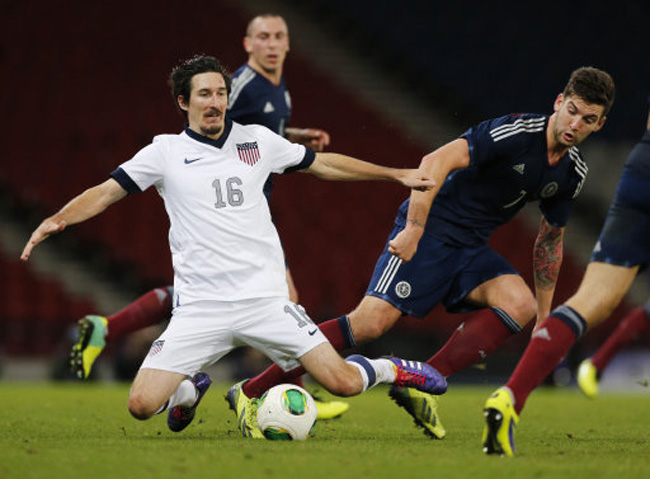 Soccer - International Friendly - Scotland v USA - Hampden Park