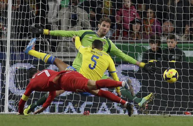 Portugal Sweden WCup Soccer