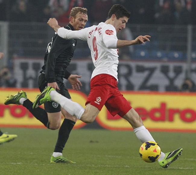 Poland Ireland Soccer