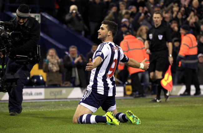 Soccer - Barclays Premier League - West Brom v Aston Villa - The Hawthorns