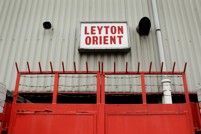 Soccer - Stadium Views - Leyton Orient - Brisbane Road