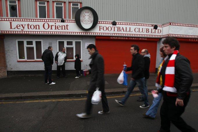 Soccer - FA Cup - Fifth Round - Leyton Orient v Arsenal - Matchroom Stadium
