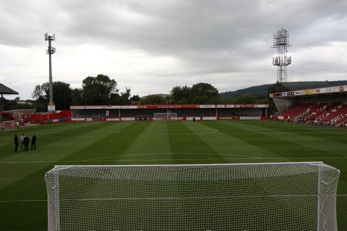 Soccer - Pre Season Friendly - Cheltenham Town v Bristol City - The Abbey Business Stadium