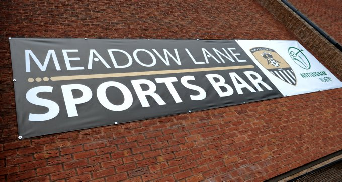 Soccer - npower Football League One - Notts County v Charlton Athletic - Meadow Lane