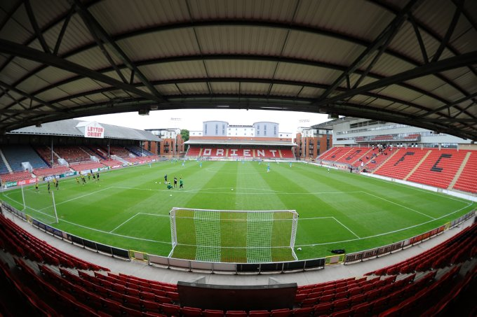 Around The Grounds Brisbane Road Home Of Leyton Orient