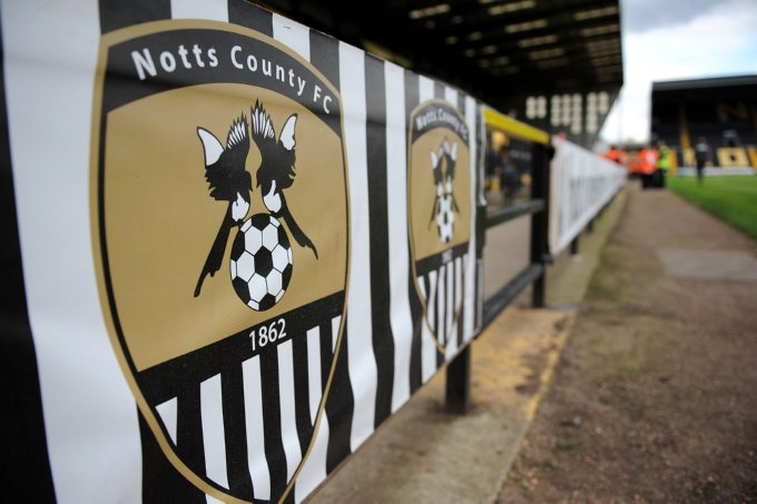 Soccer - Pre Season Friendly - Notts County v Wolverhampton Wanderers - Meadow Lane
