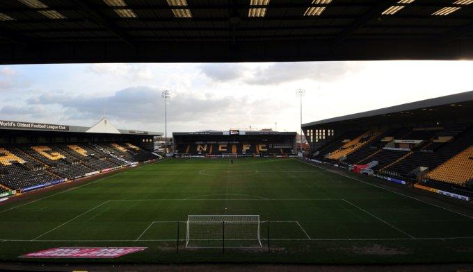 Soccer - npower Football League One - Notts County v Milton Keynes Dons - Meadow Lane