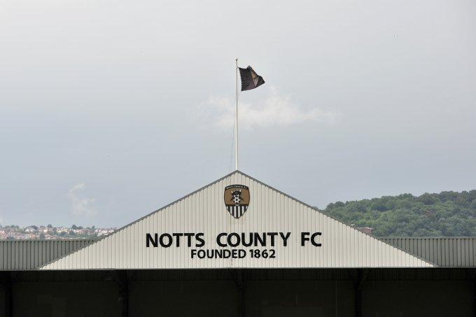 Soccer - Pre-Season Friendly - Notts County v Rayo Vallecano - Meadow Lane