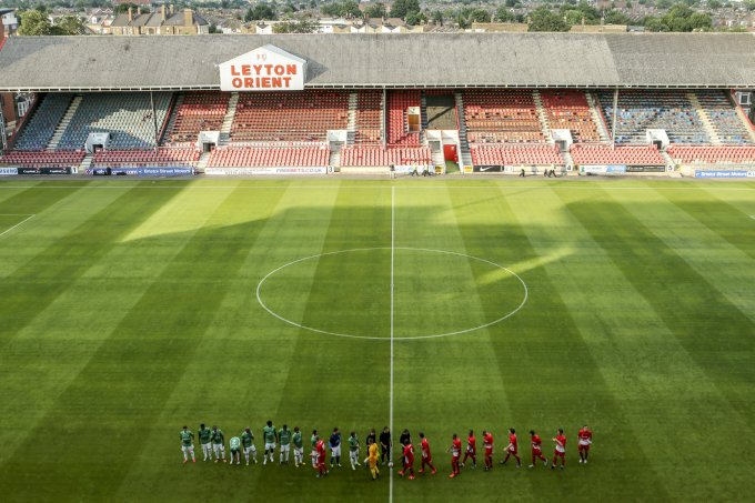 Soccer - Pre-Season Friendly - Leyton Orient v New York Cosmos - Matchroom Stadium