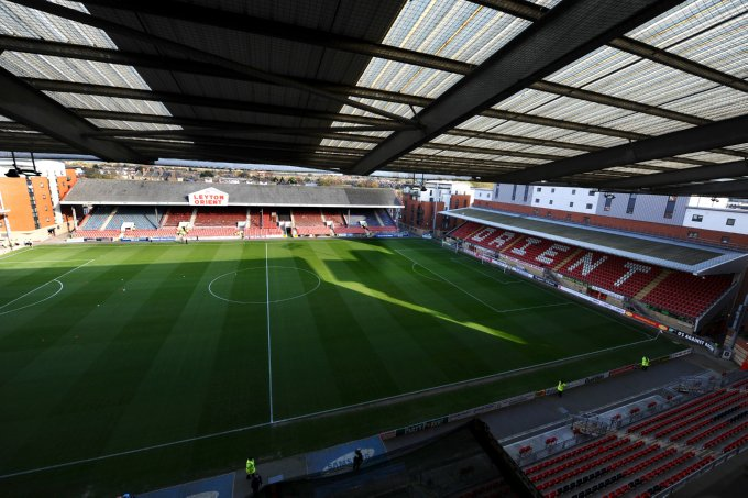 Soccer - Sky Bet Football League One - Leyton Orient v Preston North End - Matchroom Stadium
