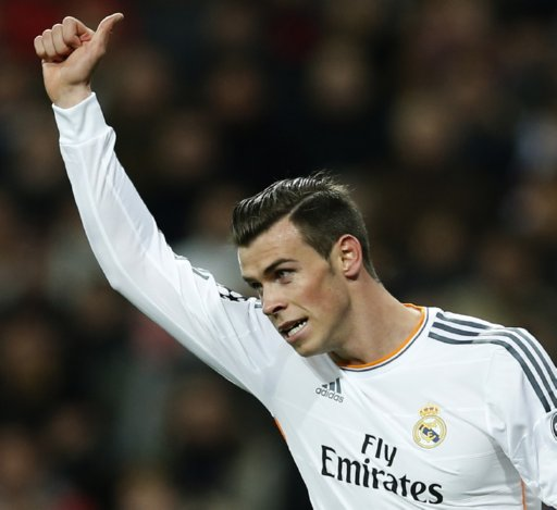 Gareth Bale Whips In Splendid 35 Yard Freekick As Real Madrid Make