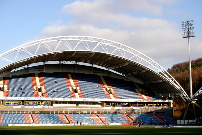 Huddersfield Town v Oldham Athletic
