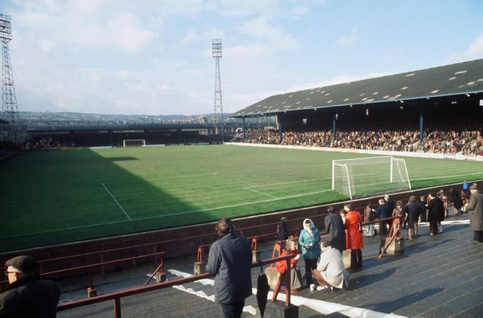 Soccer - English Football League Grounds - Leeds Road