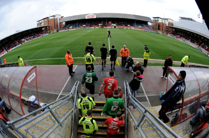 Soccer - Coca-Cola Football League One - Leyton Orient v Oldham Athletic - Matchroom Stadium