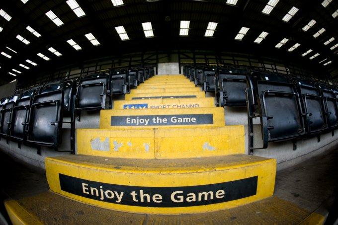 Soccer - Coca-Cola Football League Two - Notts County v Shrewsbury Town - Meadow Lane