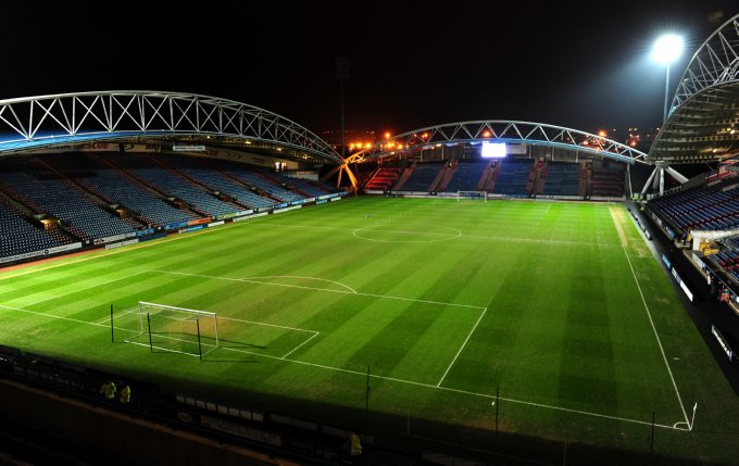 Soccer - Coca-Cola Football League One - Huddersfield Town v Bristol Rovers - The Galpharm Stadium